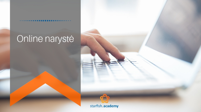 Starfish Academy Online narystė